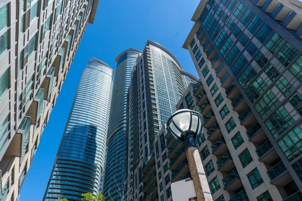 live in downtown toronto condo available